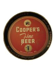 Cooper's Fine Beer Vintage Tray - Hard to find breweriana