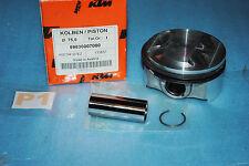 kit piston /segments 75mm Gr.1 KTM 250 EXC Racing  4t 2001/2006 59830007000 neuf