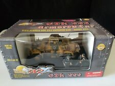 21st CENTURY TOYS ULTIMATE SOLDIER WWII GERMAN SDK 222 ARMORED CAR #20250 CREW