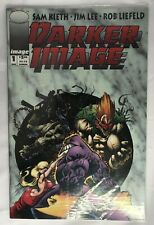 Darker Image # 1 Polybagged Sam Kieth, Jim Lee, Rob Liefeld art Image Comic book