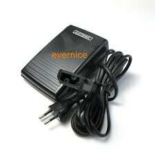 Foot Control Pedal & Cord For 220V Husqvarna Viking Huskylock 901 905 910 #41164