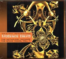 TANGERINE DREAM-THE ANTHOLOGY DECADES-THE SPACE YEARS VOL 1-CD (NUOVO) DIGIPACK