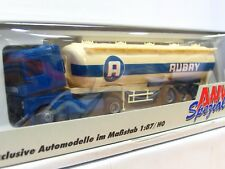 AWM 1/87 70960 Renault Silosattelzug Aubry OVP (TR9333)