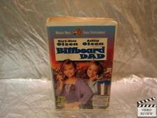 Billboard Dad VHS Mary-Kate and Ashley Olsen NEW Large Case