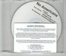 (HJ202) No Americana, Washed Out Summer - 2012 DJ CD