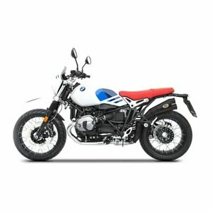 Zard Exhaust High Limited Stainless  Slip-On BMW RNineT Urban GS 1200cc 17-21