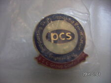PCS TRADE UNION LEARNING & SKILLS CONFERENCE BADGE 2007