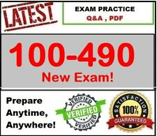 100-490 (RSTECH) Cisco Certified Technician Routing & Switching EXAM~~ NEW, 2020