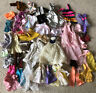 Mattel Barbie Vintage 70s 80s 90s Clothes Bundle items VGC Outfits Dresses Lot A