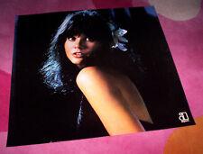 LINDA RONSTADT. 1970's Promo poster. Asylum Records. VG.