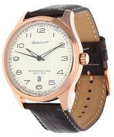 Gant Herren Armbanduhr Montauk dunkelbraun W71303