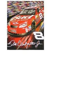 "Dale Earnhardt Jr. #8 50"" x 60"" Team Logo Super Soft Plush Blanket"
