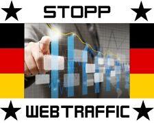 10.000 Webseiten Besucher für Ihre Website - Deutsch - Website Traffic Organisch
