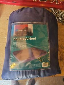 LakeScape Double Airbed Used Once Air Bed Camping 150kg ari bed