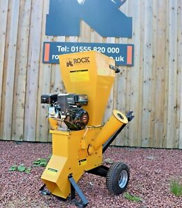 6.5HP Compact Value Series Chipper Shredder By Rock Machinery