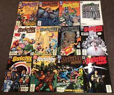 Suicide Squad # 1,2,3,4,5,6,7,8,9,10,11,12 2001 Complete Set Deadshot DC Comics