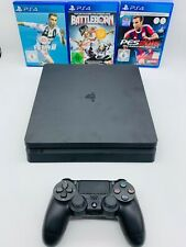 Sony PlayStation 4 slim 1tb videoconsola-Negro (cuh-2216b)
