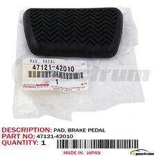 2006-2019 TOYOTA LEXUS SCION FACTORY OEM 47121-42010 AUTOMATIC BRAKE PEDAL PAD