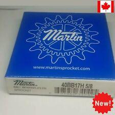 New IDLER Martin 40BB17H 5/8