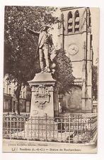 vendôme  statue de rochambeau