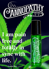 Cannopathy Beta-Caryophyllene rich RAPID-MAX Hemp, Gumby Gumby Oil - 10ml