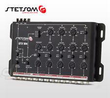 Stetsom Stx 104 Variable Crossover - 5 Way Electronic Crossover 9v Output Stx104