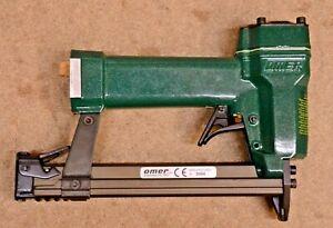 Omer 3G.16 Pneumatic Air Staple Gun 71 Type 4-16mm