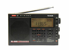 TECSUN PL680 PLL FM/Stereo MW LW SW SSB AIR Band << ENGLISH VERSION >>