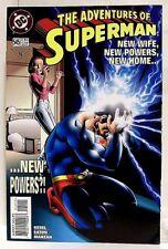 """THE ADVENTURES OF SUPERMAN"" Issue #545 (April, 1997) DC Comics/Comic Book"