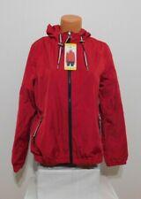 Tommy Hilfiger Womens Windbreaker Jacket Size SMALL RED NWT