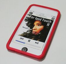 Soft Silicone Case For Apple Ipod Touch 2/3