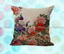 *US SELLER*patio cushion covers black cat decorative pillow case cushion cover