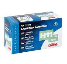 Lampada alogena 12V H11 55W PGJ19-2 1PZ Scatola COD.57971