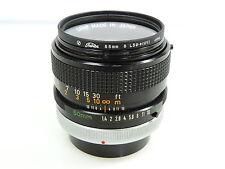 ✮ Canon FD  50mm 1,4  S.S.C  TOP !!  // vom Händler!
