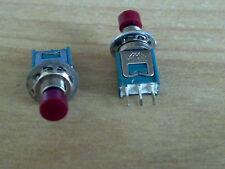 POUSSOIR MINIATURE 1xM/1x(M) FUGITIF - MS-650 RT - MONACOR