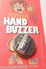 SHOCK SHOCKING HAND BUZZER JOKE TRICK GADGET BOYS TOY CHILDRENS PRANK GIFT