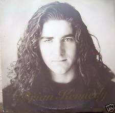 """BRIAN KENNEDY ~ Hollow ~ 12"""" Single PS"""