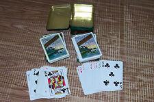 Remington Firearms Outdoorsman Paying Cards 2 Decks Gift Ad Advertising Poker