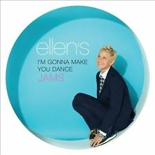 1 CENT CD VA Ellen's I'm Gonna Make You Dance Jams madonna / usher / black box