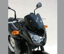 Pare Brise Saute vent bulle Ermax 33 cm Kawasaki  Z750  2007/2012 Noir Foncé