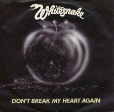 Whitesnake Rock 45RPM Speed Music Records