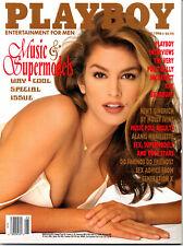 US-Playboy 05/1996   CINDY CRAWFORD & CARMEN ELECTRA & SHAUNA SAND*   Mai/1996