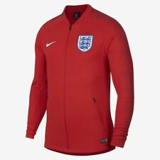 Nike 2018 World Cup England Men's Size M Anthen Jacket 893588-603 RED