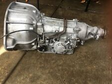 Triumph Stag Borg Warner 65 Automatic Transmission