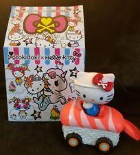 "Tokidoki x Hello Kitty Series 2 SUSHI CAR 3"" Mini Vinyl Figure Opened Blind Box"