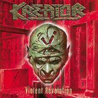 KREATOR - VIOLENT REVOLUTION  2 VINYL LP+CD NEW