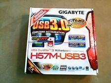 GIGA-BYTE Technology GA-H57M-USB3, LGA 1156 Motherboard