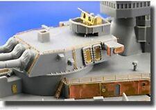 Eduard 1/350 USS BB-63 Missouri 53021 details set for Tamiya
