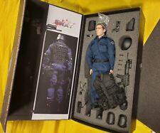 """Fang giorni dipinto ALABARDA 1:6th giocattolo arma a freddo Modello F 12/"""" Maschio /& Corpo Donna"""