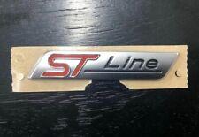 Ford ST Line Original Emblem Schrifzug ST Line für alle Ford Modelle